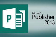 Publisher 2013